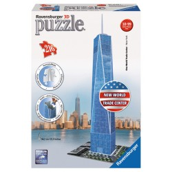 Ravensburger One World Trade Center 3D