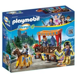PLAYMOBIL - TRIBUNA REALE CON ALEX