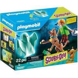 2621551-playmobil Scooby-doo 70287 - Scooby & Shaggy dai 5 anni