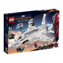 LEGO 76130 SUPER HEROES STARK JET AND THE DRONE ATTACK SPIDER-MAN MARVEL