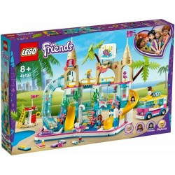 Divertimento estivo al parco acquatico Lego Friends