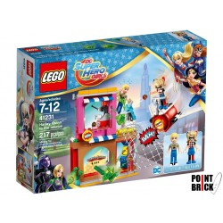 Girl Harley Quinn Al Salvataggio Lego Super Hero Girl