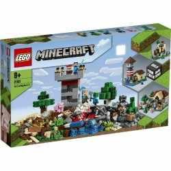 Crafting Box 3.0 Lego Minecraft