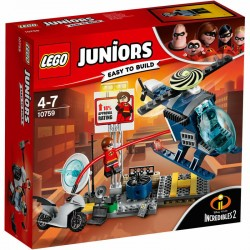 Inseguimento Sul Tetto Lego Junior