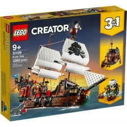 Il Galeone dei Pirati Lego Creator