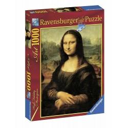 Puzzle Ravensburger La Gioconda Leonardo da Vinci 1000 pezzi