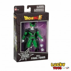 Dragon Ball action figure CELL personaggio 17 cm - Bandai