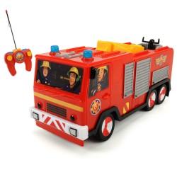 Dickie Pompiere Sam Jupiter veicolo giocattolo auto 203099612 in plastica
