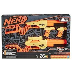 Hasbro Nerf Alpha Strike Lunx e Stinger Nerf