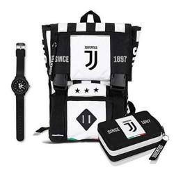 Zaino e Astuccio Juve Schoolpack Seven Juventus Seven