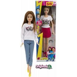 Bambola Me Contro Te FD Base Outfit