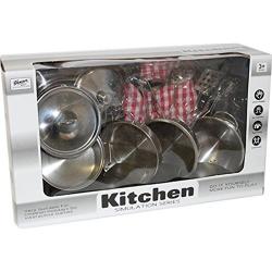 Set Cucina in Alluminio gioco bimba