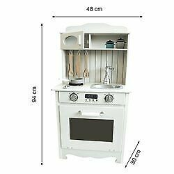Cucina giocattolo Odg legno Piccola con accessori 0805276