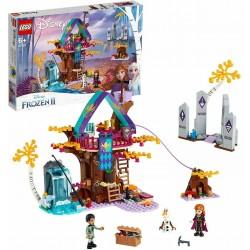 La Casa sull'Albero Incantato Lego  Disney Forzen