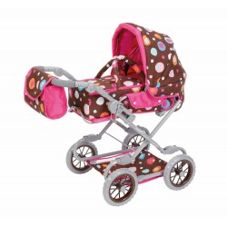 combinata carrello salsa design Splash Brown