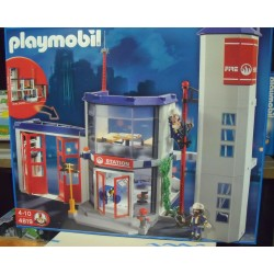 Police & Fire Rescue Playmobil 4819
