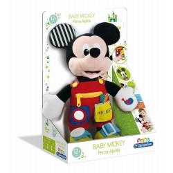 Topolino Baby Mickey prime abilità Clementoni