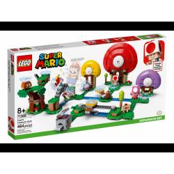 La caccia al tesoro di Toad. Pack di Espansione Lego  super Mario