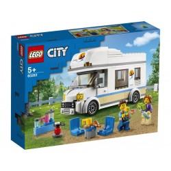 Camper Delle Vacanze Lego City