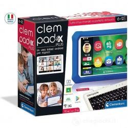 Clem Pad X Plus 6-12 anni Clementoni