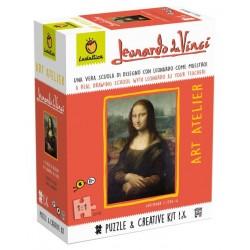 atelier Leonardo Da Vinci Ludattica
