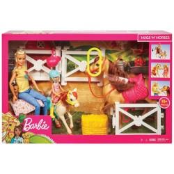 Barbie E La Sua Scuderia Di Barbie