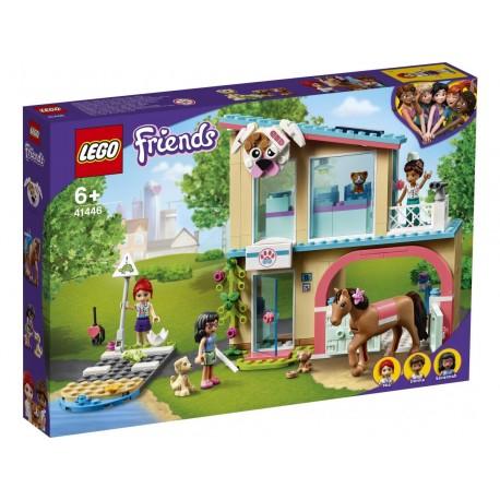 la Clinica veterinaria Di Lego Friends