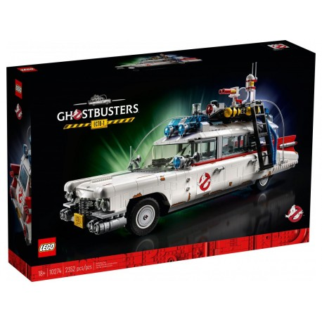 Auto Ghostbusters Lego