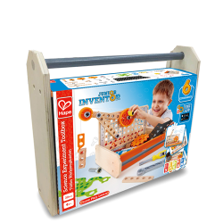 Cassetta gioco scientifico in legno - Hape E3029 - 4+ anni