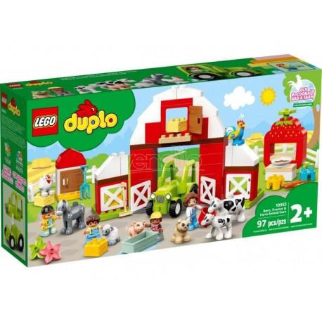 Fattoria Lego Duplo