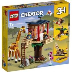 Casa sull'albero Lego Creator