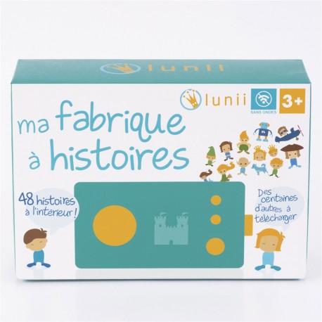 la Fabbrica Delle Storie La french Tech ( Racconta Storie)
