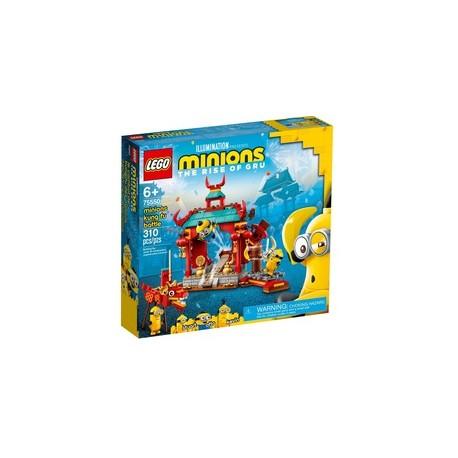 La Battaglia Kung Fu Minions Lego