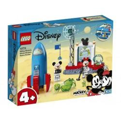 Il Razzo Saziale Di Topolino Lego Disney
