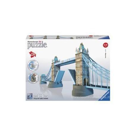 Ravensburger London Tower Bridge Building 3d Puzzle